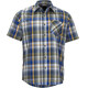 Marmot M's Echo SS Flannel Shirt Vintage Navy